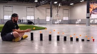 Exposing Dude Perfect Card / Throwing Trick Shots 2017