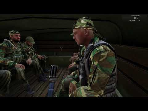 ARMA 3 Operation Flashpoint: Cold War Crisis - Rescue + Undercover