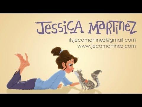 Jessica Martinez - Flash Animation Demo Reel 2014