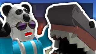 INSANE SHARK ATTACK!! | Roblox