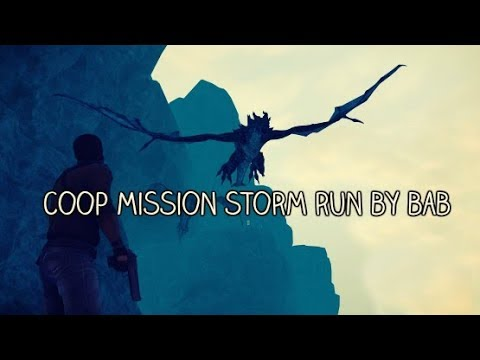 CSGO Coop Mission Storm Full Run