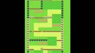 Pokemon Silver/Gold/Crystal - Route 1