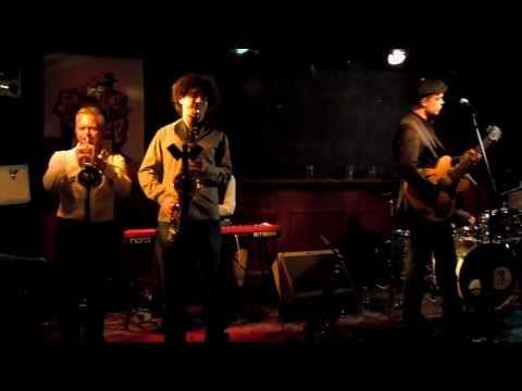 Thorbjorn Risager Bluescafe, Same old Blues, video by JRobert