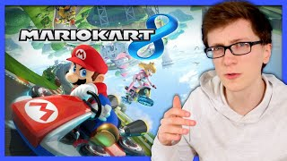 Mario Kart 8 | Newton's Worst Nightmare - Scott The Woz
