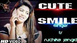 Cute Smile By Ruchika Jangid