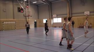 Huddinge West - P02 Järfälla Basket - Lions Cup