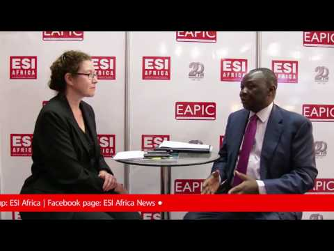 Dr Joseph Njoronge, Principal Secretary, Ministry of Energy and Petroleum, Kenya