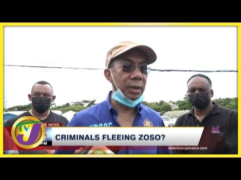 Are Criminals Fleeing ZOSO? | TVJ News