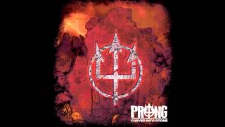 PRONG - [Carved Into Stone] -02- Keep On Living In Pain [2012] NEW SONG!