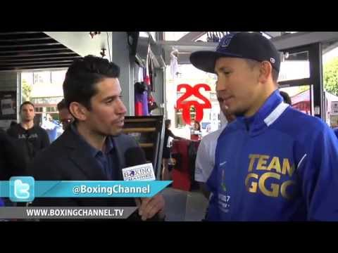 Gennady Golovkin: Humble, Confident, Respectful and Boxing's fastest rising star.