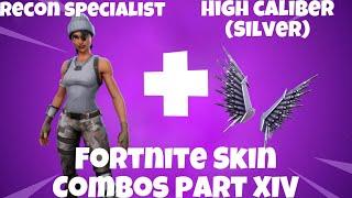 Fortnite Skin Combos part XIV