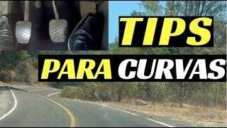 TIPS PARA CARRETERA: CURVAS dónde frenar, dónde acelerar- Velocidad Total