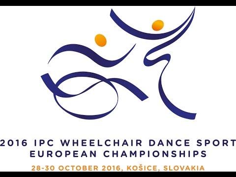 IPC Majstrovstvá Európy 2016 v tanečnom športe na vozíku
