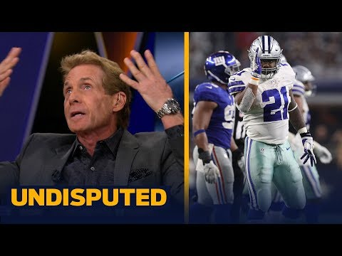 Skip Bayless reacts to the Dallas Cowboys Week 1 win over the New York Giants | UNDISPUTED