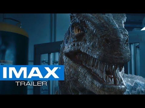 Jurassic World: Fallen Kingdom IMAX® Trailer #3