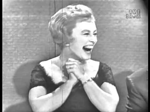 To Tell the Truth - Confederate money expert; PANEL: Pat Carroll, Betty White (Mar 27, 1961)