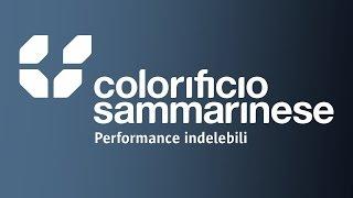 COLORIFICIO SAMMARINESE - SETTANT'ANNI A COLORI