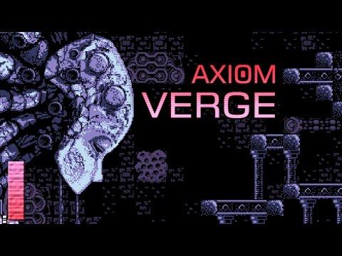 AXIOM VERGE - Ep 1 - A Lo Clásico
