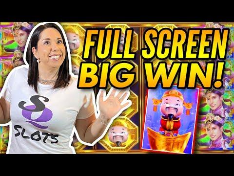BIG WIN Vs. BIG WIN !!! Slot Queen Vs. Slot Hubby // Who Does It Better ?