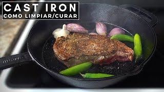 How to Season and Cook on Cast Iron | La Capital
