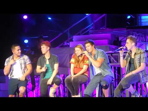 Big Time Rush - Worldwide (plus Spanish)