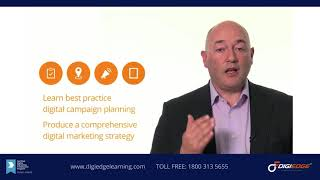 Digiedge Learning - Postgraduate Diploma in Digital Marketing