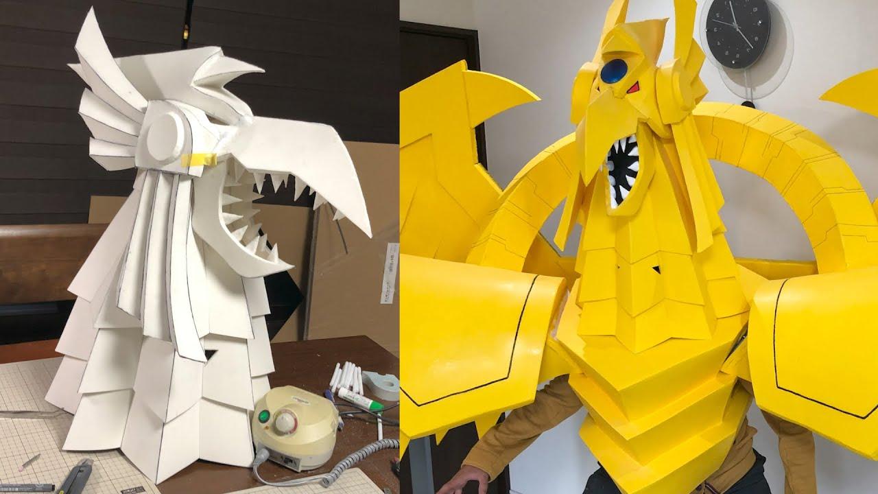 ラーの翼神竜の作り方
