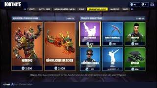 Fortnite item shop - 23 May 2018