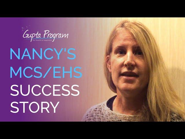 Nancy's MCS & EHS Success Story