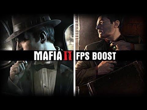 Insane FPS Increase In Mafia II || Working On 2GB Ram By PC WALE GAMERS||