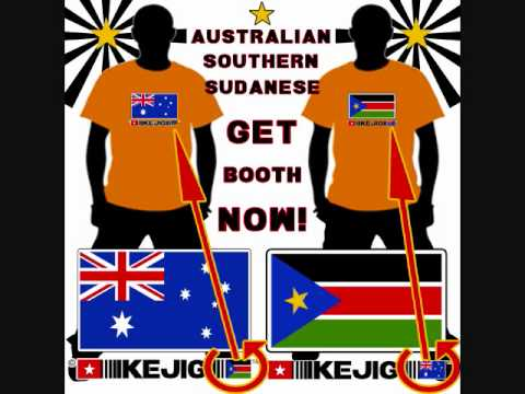 South Sudan Referendum Vote Gear From Kejig part one.wmv