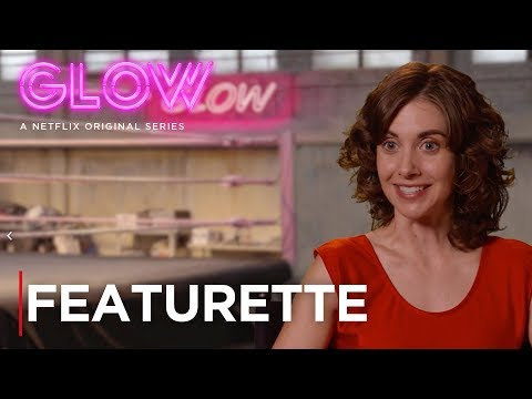 GLOW | Featurette: Glow Up | Netflix