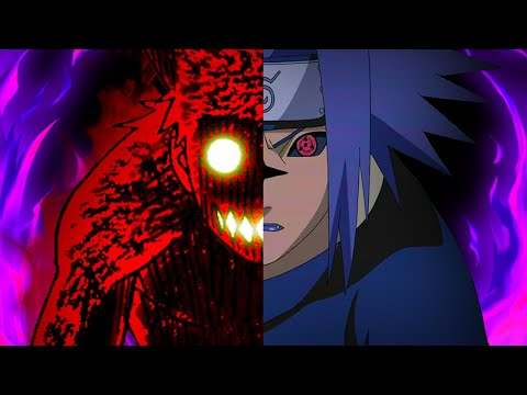 The Ultimate Naruto Showdown!
