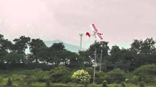 HobbyKing Quicksilver Ultralight EPO Meiden&2nd Flight