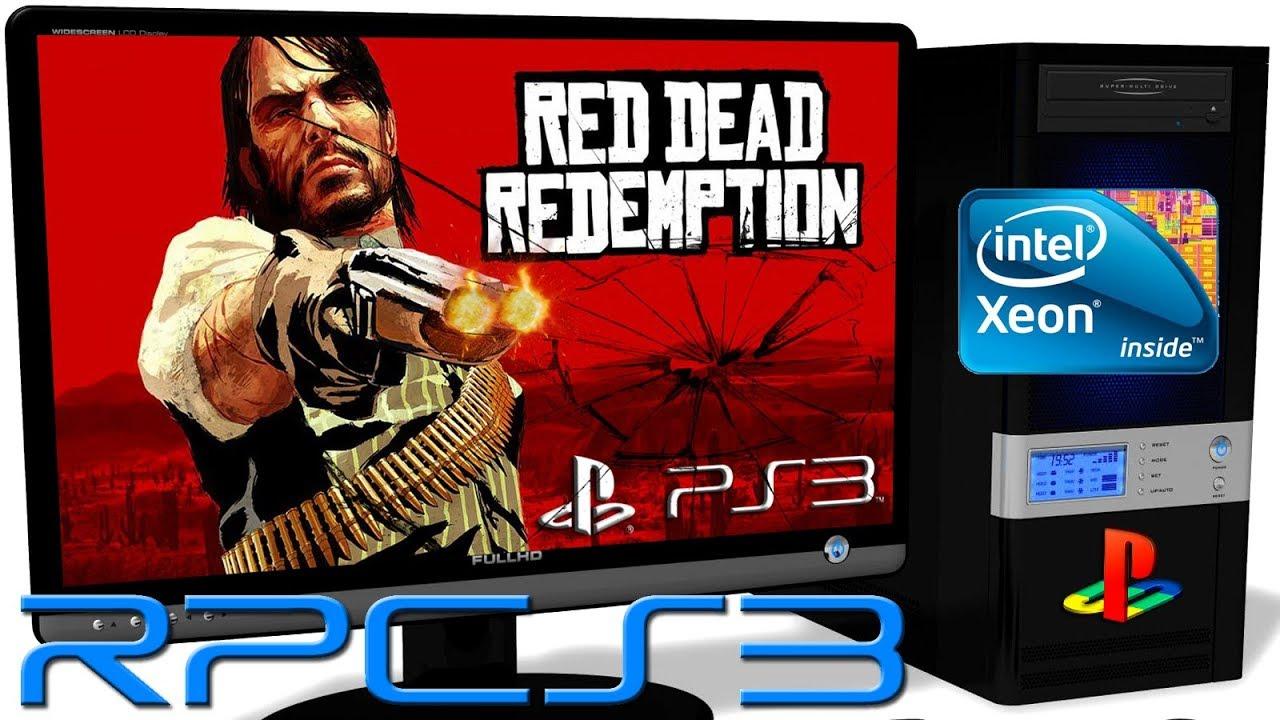 RPCS3 0 0 5 PS3 Emulator - Red Dead Redemption (Ingame) LLVM OpenGL /  Vulkan #10