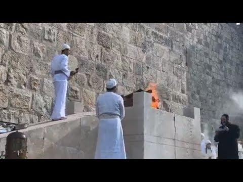 "Sanhedrin ""Third Temple"" Ritual in Jerusalem (R$E)"