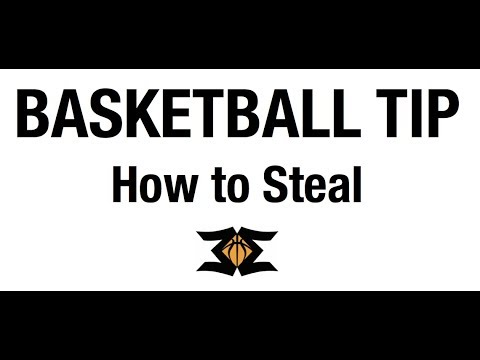 Basketball: How to Steal Tips