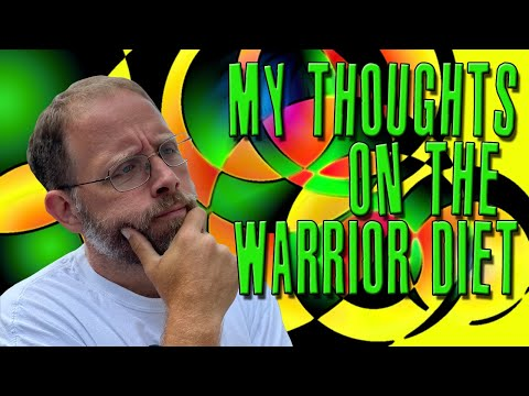 What is the Warrior diet? Should you use it? My thoughts!