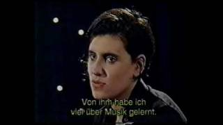 Download Justine Frischmann talks about Suede MP3 song and Music Video