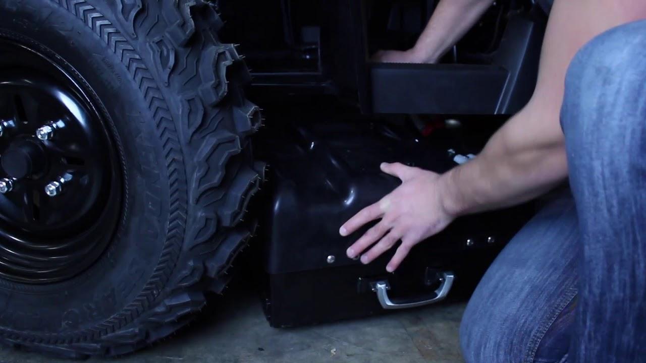 DRR Stealth E-ATV BATTERY