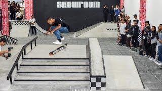 Chima Ferguson at the Backdoor