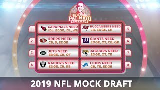 2019 NFL Mock Draft Final Version — QB Rankings, Team Needs, And Draft Busts