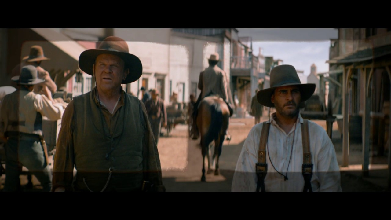 Download The Sisters Brothers – Official Trailer 1 (Universal Pictures) HD - In Cinemas April 5