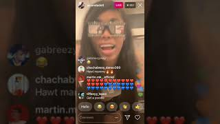 Asian doll twerks in shows her favorite pose