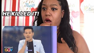 MARCELITO POMOY - ENDLESS LOVE (REMOTE CONTROL CHALLENGE) GG...