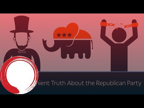 DEBUNKED: PragerU, The Inconvenient Truth about the Republican Party