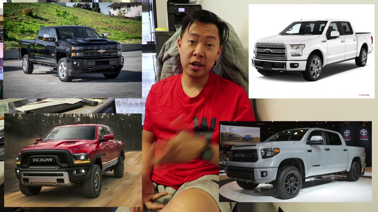 what pick up truck should i buy f150 tundra ram youtube. Black Bedroom Furniture Sets. Home Design Ideas