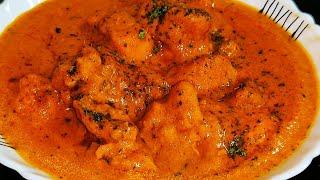 Silky Butter Chicken Recipe | Murg Makhni Gravy | Restaurant Style Butter Chicken