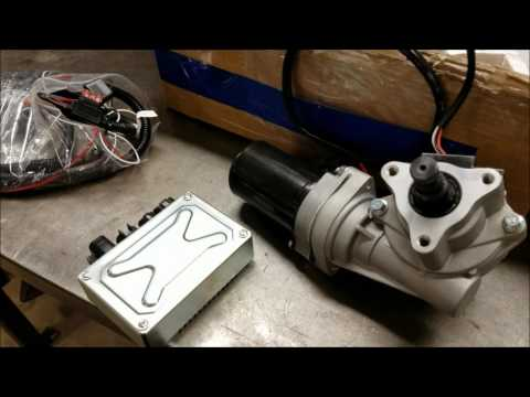 REVIEW: Ebay Power Steering, EPS, Electric Power Steering Kit FL350