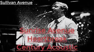 SUNRISE AVENUE | HEARTBREAK CENTURY | RADIO EDITION | Acoustic
